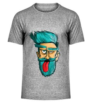 beard shirt