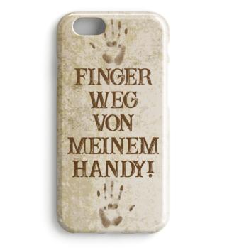 Finger Weg Von Meinem Handy !