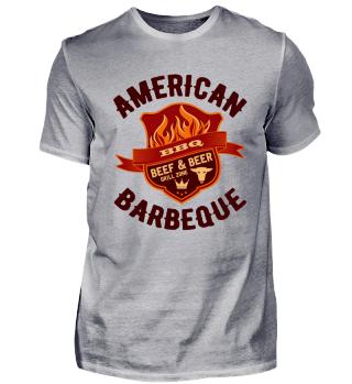 GRILL SHIRT · AMERICAN BBQ #1.3