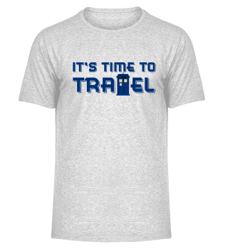 It's time to travel - Police Box I