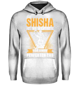 Shisha Zutat für einen perfekten Tag