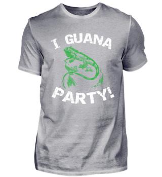 I Guana Party