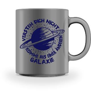 nerd humor scifi science fiction nerdy cool fun funny geschenk witzig geek ironie sarkasmus blöder spruch galaxie esoterik spiritualität bewusstsein tasse kaffeetasse