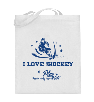 ☛ I LOVE ICE HOCKEY #1B