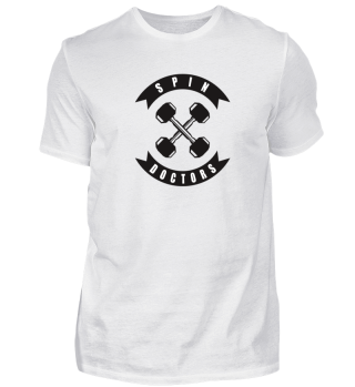 Great Spin Doctor Gym Workout Shirt