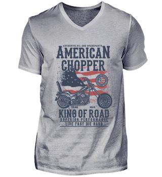 AMERICAN CHOPPER #1.1