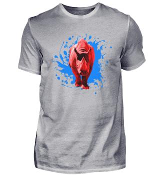 Rotes Nashorn - Herren