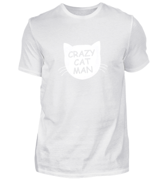 Crazy Cat Man Kitten Men