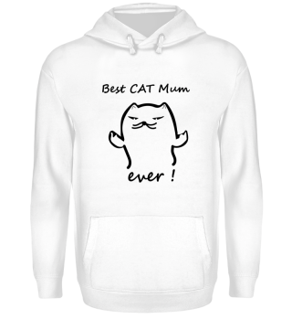 Cat Mum the Best