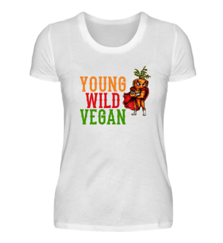 VEGAN · FUN - SHIRT #1.5
