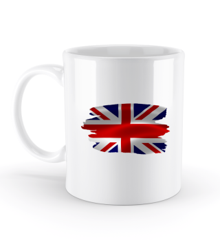 England Tasse - British - Union Jack