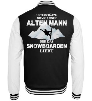 SNOWBOARDEN - NUR FÜR KURZE ZEIT