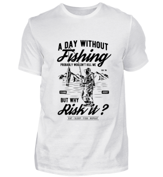 ☛ A DAY WITHOUT FISHING #1.2