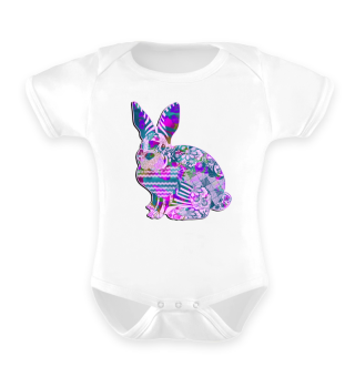 ★ Artistic Ethno EASTER BUNNY 10