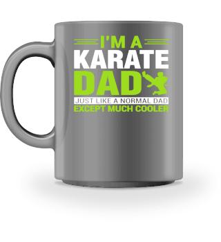 Karate Dad - Kampfsport Vater