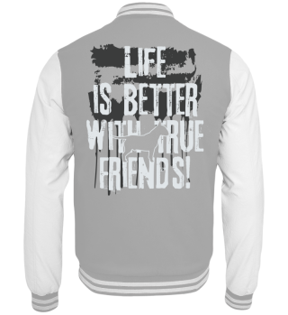 Life's better with true friend PittBull2