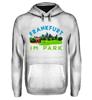 Frankfurt im Park