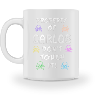 Property of Carlos Mug