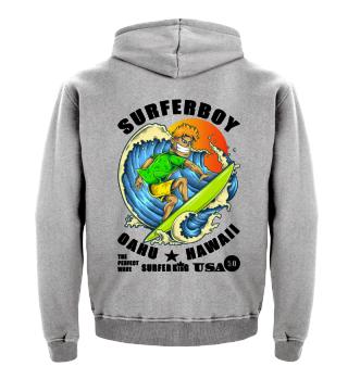 ☛ SURFERBOY · HAWAII #1S