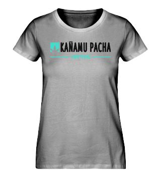 KANAMU PACHA ORGANIC SHIRT WHITE WOMAN