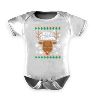 merry christmas ugly t shirt