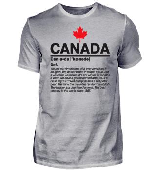 Definition Canada