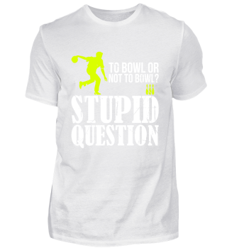 Bowling question funny