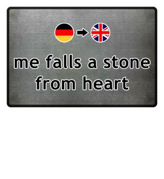 Wortwörtlich Deutsch Englisch - heart
