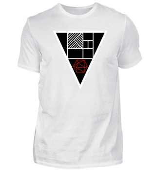 Triangle black 1.7 edge | present gift