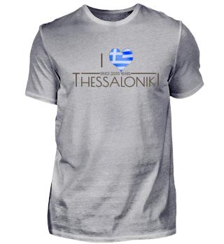 I love Thessaloniki