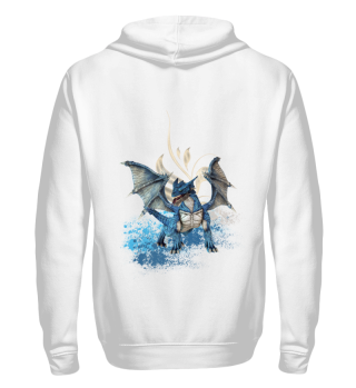 Blue Dragon (Zipper)