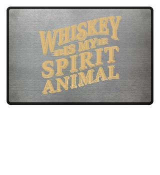 Drinking Whiskey is my Spirit Animal