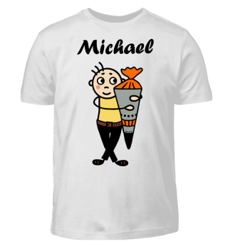 Michael - Einschulung I-Dötzchen