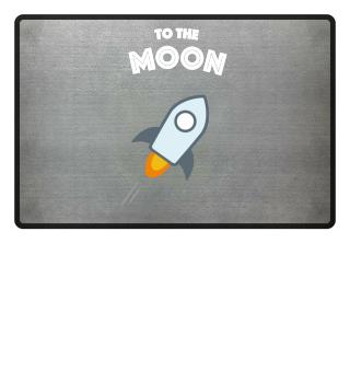 'Stellar (XLM) to the moon' Shirt