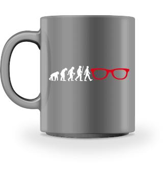 Evolution Of Humans - Glasses II