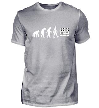 Evolution Of Humans - Clapperboard II