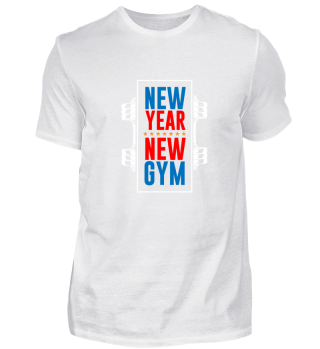 New Year - New Gym
