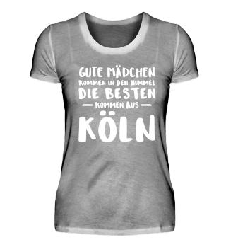 Besten Mädchen kommen aus Köln