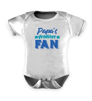 Papa's größter Fan