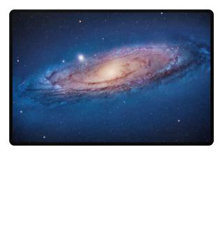 ★ The Universe - Andromeda Galaxy