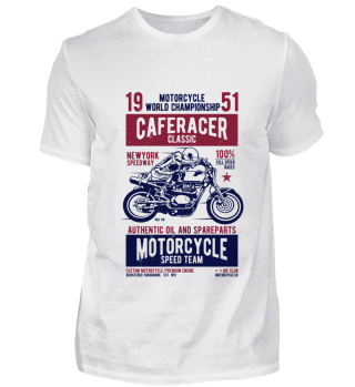 ☛ CAFERACER CLASSiC #1.1