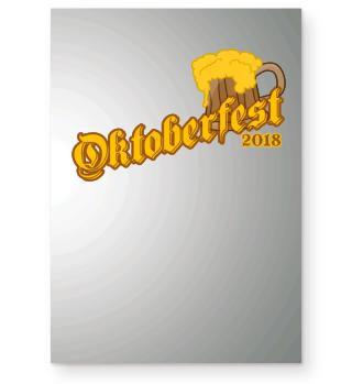 Prost 2018 Oktoberfest