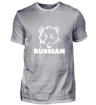 Bär Russland Absolute Moskau Power