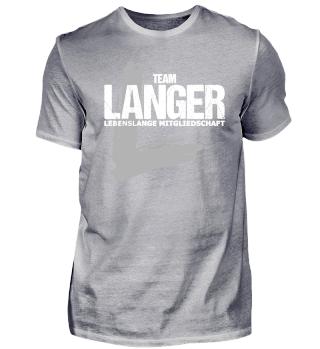 TEAM LANGER - Lebenslange Mitgliedschaft