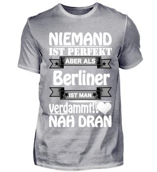 Perfekt-Berliner-Tshirt