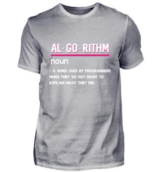 Algorithm Programmer Gift