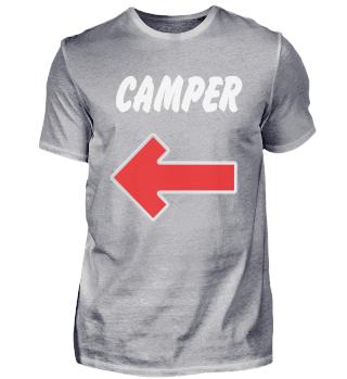 T4A Spruch Shirt Camper