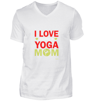 Yoga meditation ommm Mama Mother Sports