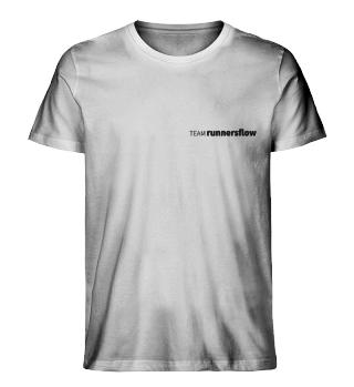 Team runnersflow | Organic Shirt Männer