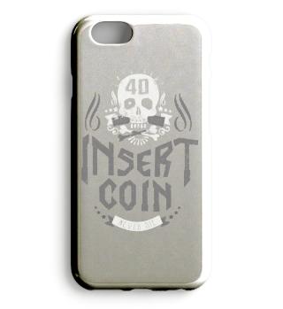 Insert Coin Handyhüllen